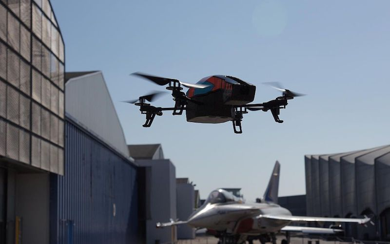what are the best drone companies?