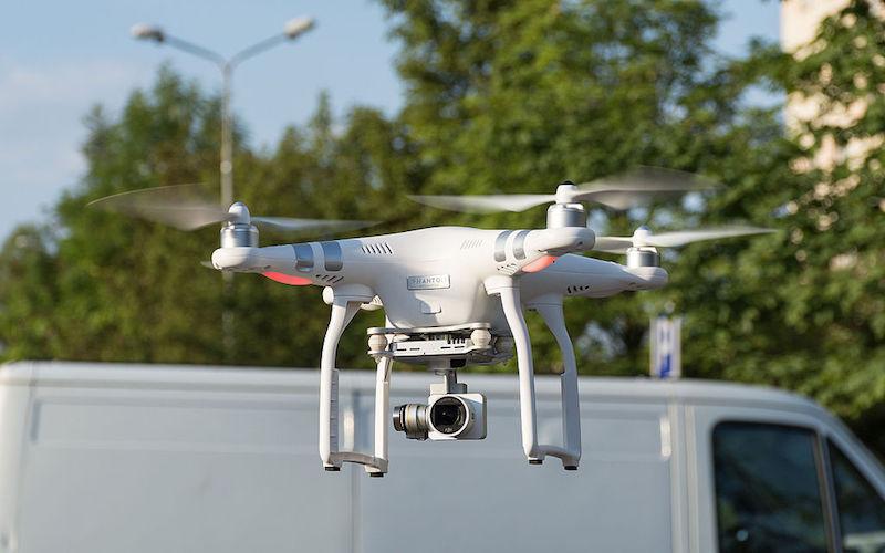 best drone companies - DJI