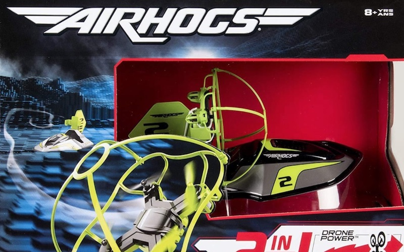 air hogs hyper drift drone